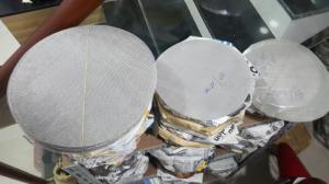 Lưới inox cho ngành nhựa