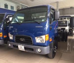 Xe tải 6,5 tấn hyundai hd99