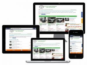VINADESIGN Thiết kế website cho đại lý Toyota An Thành Fukushima 100% Vốn Nhật Bản - SalonToyotaSaiGon.com