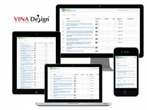 Thiết kế web diễn đàn