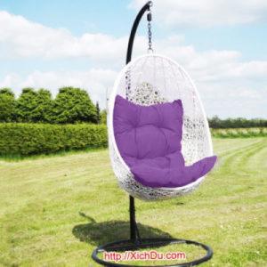 Ghế xích đu mây nhựa đẹp,chất lượng giá cạnh tranh.