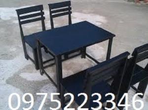 Bàn ghế quán café giá cực rẻ !