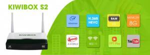 KIWIBOX S2 - Giá rẻ cho mọi nhà.
