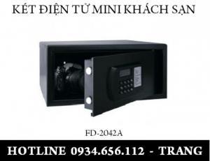 Cung cấp két sắt mini cho khách sạn, két điện tử nhập khẩu chính hãng