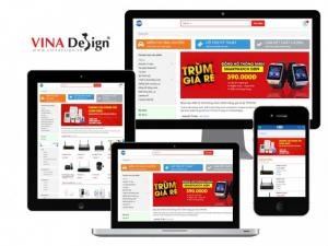 Công ty thiết kế web chuyên nghiệp tại TP.Hồ Chí Minh