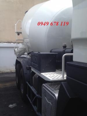 HD270 trộn bê tông