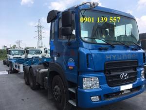 Đầu kéo Hyundai máy cơ 2017