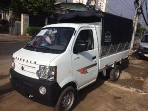 Xe tải Dongben thùng siêu dài, tải siêu nặng