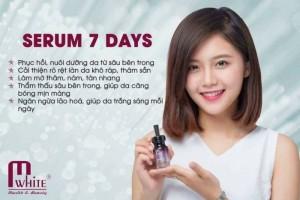 Serum 7Days_ Serum Trị Nám Hiệu Quả, Phù Hợp Với Mọi Loại Da