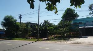 Bán đất Đường DH8 134m2 đường nhựa 7,5m gần UBND Hòa Khương tiện kinh doanh