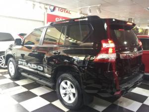 Toyota Prado VX Trung Đông, mới 100%, xe và giấy tờ giao ngay