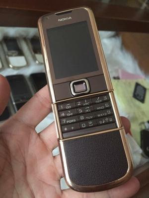 Điện Thoại Nokia 8800 Rose Nâu Main Zin Vỏ...