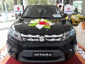 Bán xe Suzuki Vitara 2017 nhập khẩu Châu Âu khuyến mãi 50 triệu trao tay khi mua xe