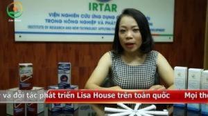 Gel Hạnh Phúc Lisa House Chính Hãng- Dứt Điểm Nấm Phụ Khoa