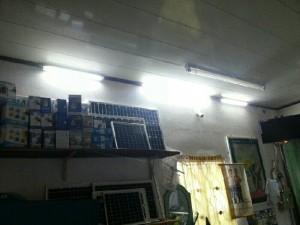 Led thanh siêu sáng , dài 0,5m , 72 bóng