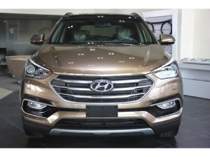 Hyundai Santafe 2.4At 4Wd