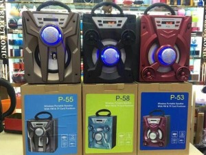 Có hàng, giá fix  Loa Bluetooth P55/P58