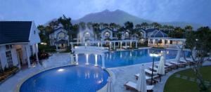 Bắt Đầu Mở Bán Biệt Thự Tại Khu Nghỉ Dưỡng Vườn Vua Resort Chỉ Từ 990Triệu Đến 3Tỷ, Còn Được Cam Kết Thu Lại Lợi Nhuận 12,5%