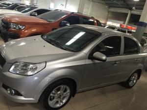 Bán Chevrolet Aveo sx 2013 màu bạc