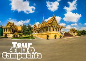 Nhượng lại chuyến du lịch Cambodia dành cho 2...