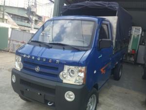 Bán xe tải nhỏ Dongben 870kg động cơ GM Mỹ trả góp tặng trước bạ