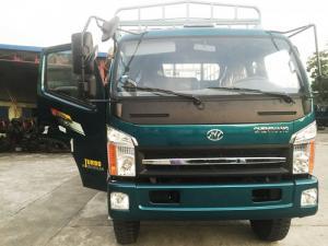 Xe tải thùng 6 tấn 5 thùng dài 6m3 nhãn hiệu chiến thắng giá rẻ .