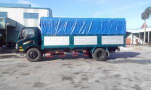 Bán Xe tải Chiến Thắng 6.5 tấn thùng mui bạt trả góp giá tốt nhất Hưng Yên