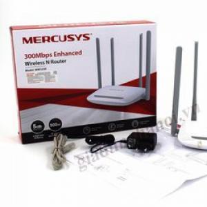 Bộ phát wifi kiêm kích sóng không dây Mercusys MW325R 04 Râu 300Mbps