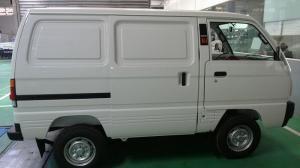 Bán xe tải Suzuki Blind Van 2017, giá tốt, Trả góp chỉ 80 triệu nhận xe.