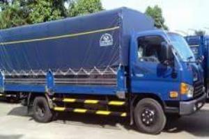 Xe 8 tấn HD120s. Giá xe 8 tấn rẻ nhất. Xe Hyundai 8 tấn HD120s thùng mui bạt