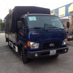 Xe nâng tải 8 tấn HD120s - Giá xe 8 tấn nâng tải - Khuyến mãi trước bạ xe HD120s 8 tấn