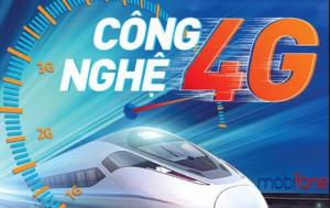 Sim 4G Mobifone 60GB/thang - Miễn phí 09 tháng