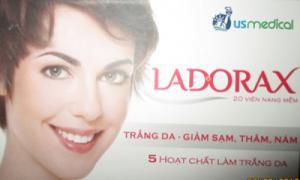 Bán Sản Phẩm LADORAZ - giúp làm trắng và đẹp...