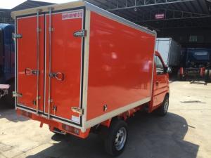 Xe tải Veam star 850kg thùng kín
