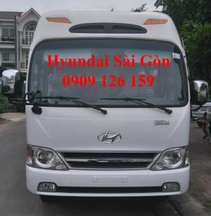 Hyundai County Limousine đời 2017