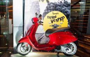 Những thủ tục mua xe Vespa trả góp chính hãng