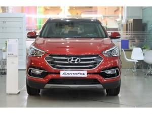 Hyundai Santafe 2.2At 4Wd