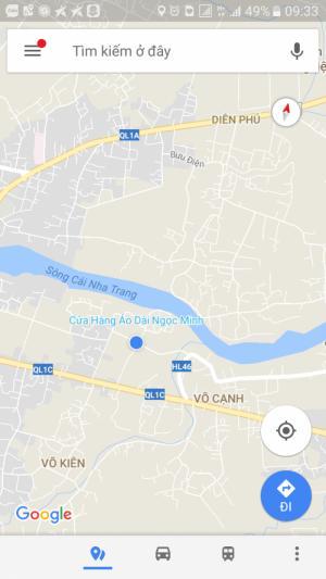 Mở bán dự án đất F1 trung tâm xã Diên An, Huyện Diên Khánh, Cách đường 23/10 khoảng 200m, giá đầu tư.