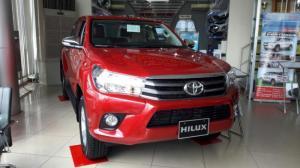 Xe Bán Tải Toyota Hilux 2017 New