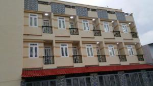 Nhà Mới Giá Rẻ Tại Bình Tân