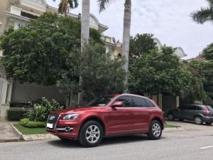Bán Xe Audi Q5 2.0 , Sản xuất 2012, đăng ký cuối 2012