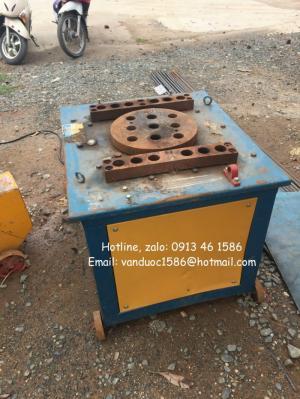 Máy uốn sắt thép xây dựng GW40 GW45 GW50