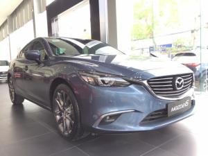 Mazda 6 2017 màu sắc mới công nghệ mới giá mới khá mềm