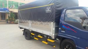 Xe tải Hyundai Iz49 2,4 Tấn Thùng Mui Bạt, Xe tải Hyundai 2,4 Tấn, giao xe trong vòng 5 ngày