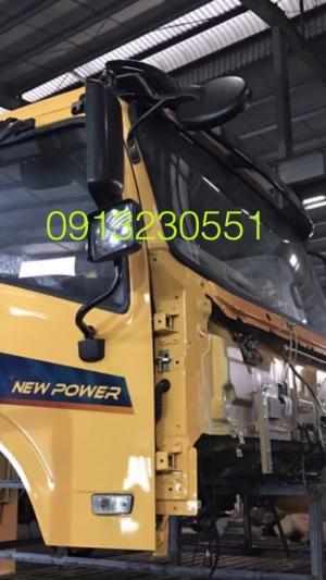 Tạo bán cabin xe tải dongfong Trường Giang