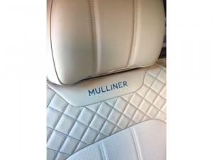 Bentley Bentayga Mulliner 2018
