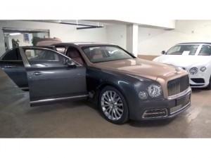 Bentley Mulsanne EWB 2018