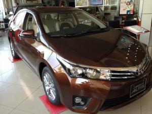 Toyota Corolla Altis 2017 - Hỗ Trợ 100% Phí...