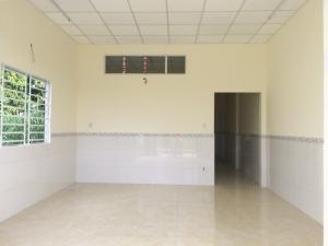Nhà mới xây 450 triệu/ 95m2 đường Trần Thị Thơm, xã Tân Mỹ Chánh tp Mỹ Tho TG