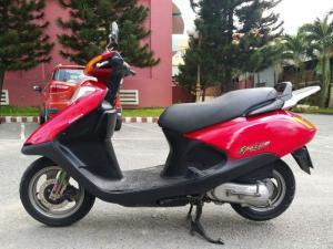Honda Spacy 100 chính hãng Honda Nhật Bản mới...